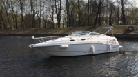 Катер Chaparral 240 Silver