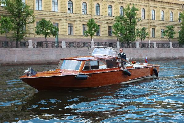 спб катер лодка аренда